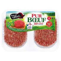 Steak Haché Pur Bœuf 15%